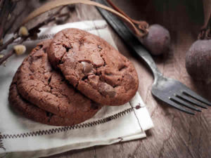 Receta de galletas brownie