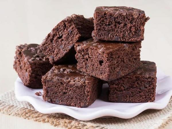 bizcocho integral de chocolate
