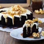 Receta de tarta Guinness