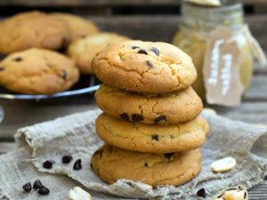 Recetas de galletas campurriana con chocolate